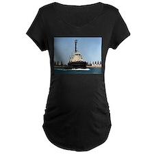 Tug Boat Tarpan, Outer Harbor Maternity T-Shirt