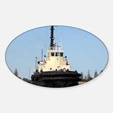 Tug Boat Tarpan, Outer Harbor Decal