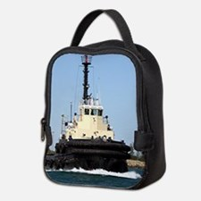 Tug Boat Tarpan, Outer Harbor Neoprene Lunch Bag