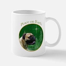 Bullmastiff Peace Mug