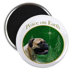 Bullmastiff Peace Magnet