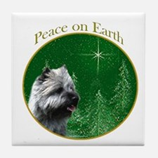 Cairn Peace Tile Coaster