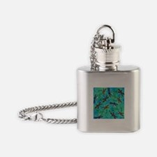 Dragonfly Dance Flask Necklace