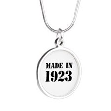 Made in 1923 Necklaces