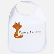 Funny Mama and mommy Bib