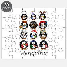 Penguins Puzzle