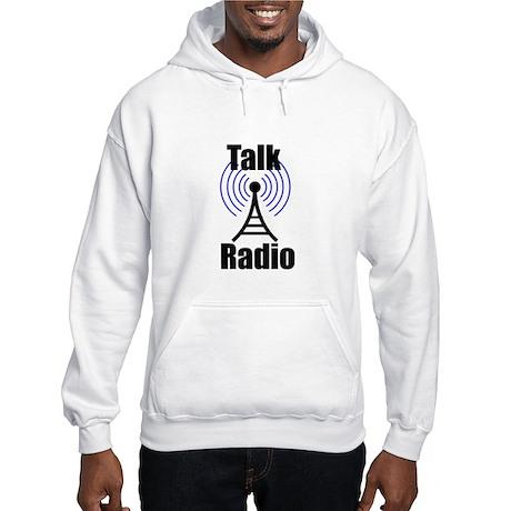 Talk Radio Hooded Sweatshirt