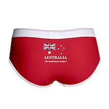 Australian Red Ensign Women's Boy Brief