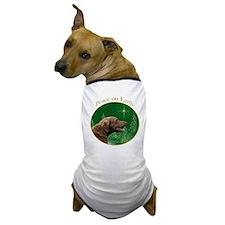 Chessie Peace Dog T-Shirt