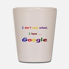 Cute Google Shot Glass