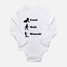 Crawl Walk Waterski Body Suit