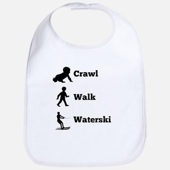 Crawl Walk Waterski Bib