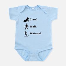 Crawl Walk Waterski Body Suit