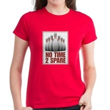 NO TIME TO SPARE Tee