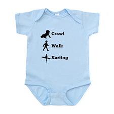 Crawl Walk Surfing Body Suit