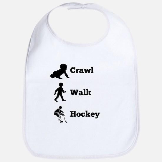 Crawl Walk Hockey Bib