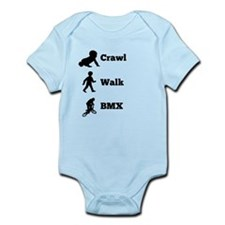Crawl Walk BMX Body Suit