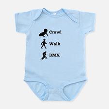 Crawl Walk BMX Body Suit