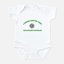 Dribble - Blank Green Body Suit