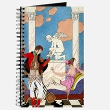Barbier Lover's Quarrel Journal