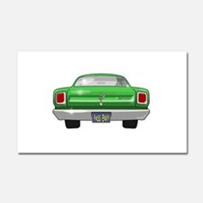 1969 Roadrunner Car Magnet 20 x 12