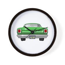 1969 Roadrunner Wall Clock
