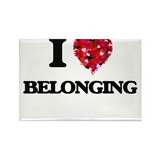 I Love Belonging Magnets