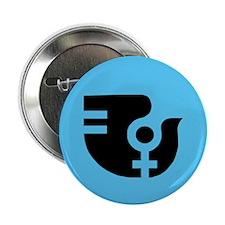 FEMINIST DOVE Button