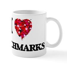 I Love Benchmarks Mug