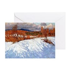 Thomson - In Algonquin Park Greeting Card