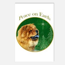 Chow Peace Postcards (Package of 8)