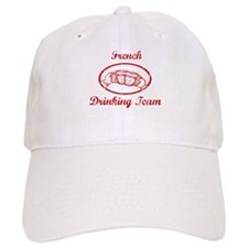 French Drinking Team Baseball Cap