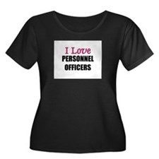 I Love PERSONNEL OFFICERS T