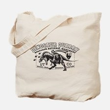 Dinosaur Quarry National Monument Tote Bag