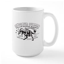 Dinosaur Quarry National Monument Mugs