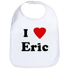 I Love Eric Bib