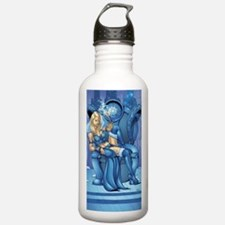 Snow Queen Water Bottle