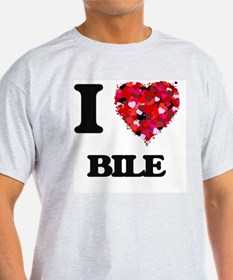 I Love Bile T-Shirt