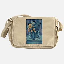 Snow Queen Messenger Bag