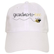 grandma to bee Baseball Cap