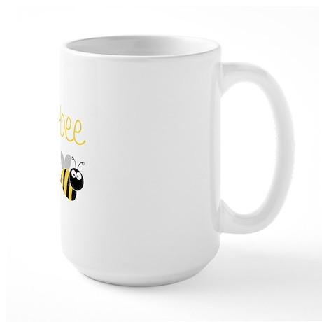 grandma to bee Large Mug