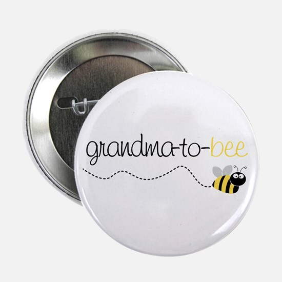 grandma to bee Button