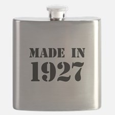 Made in 1927 Flask
