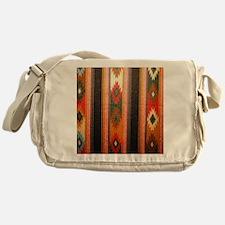 Indian blanket Messenger Bag