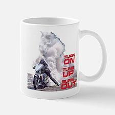 Burnout Mug