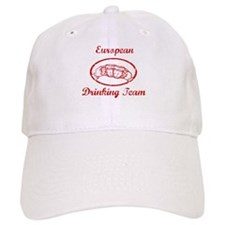 European Drinking Team Baseball Cap