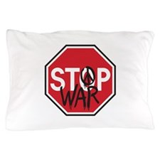 Stop War Pillow Case