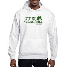 irish grandma to be Hoodie