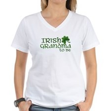 irish grandma to be Shirt