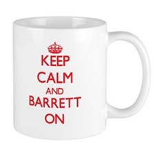 Keep Calm and Barrett ON Mugs